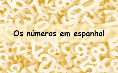 Números em espanhol