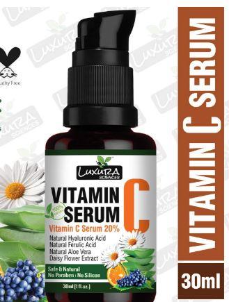 Luxura Sciences Vitamin C Serum