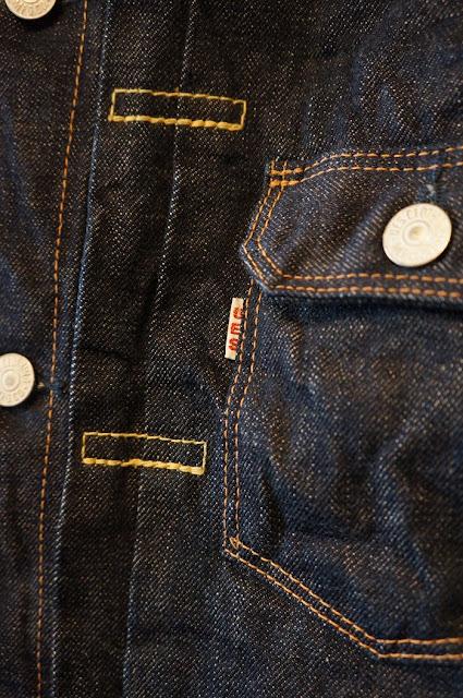 UES    W901-J 1stデニムジャケット
