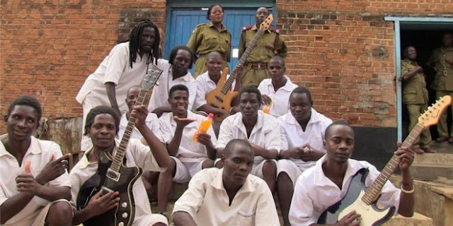 The story of the African prisoners who were nominated for Grammy Award
