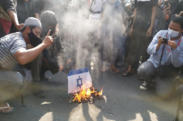 Anis Matta: Pembubaran Negara Israel Bisa Menjadi Jalan Keluar
