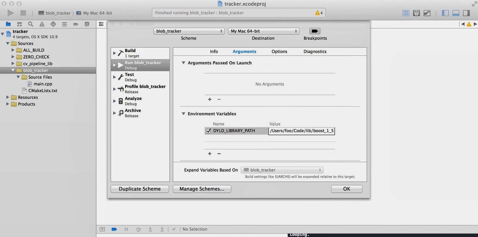 Boost Library on OSX - dyld Woes | Faisal Z  Qureshi