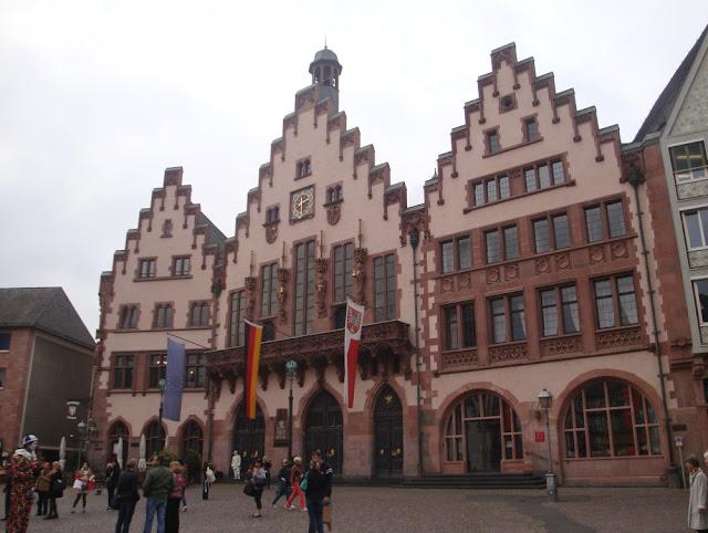 Onde comprar souvenir em Frankfurt (Alemanha)?