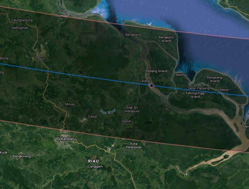 3-Hour Annular Solar Eclipse