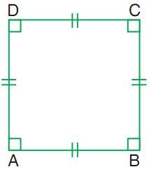 Sifat-sifat Bangun Datar Persegi Materi Matematika Kelas 3 SD