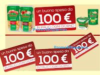 """Buitoni """"Il gusto che ti premia"""" : vinci 63 buoni spesa da 100€"""