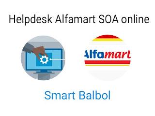 Helpdesk alfamart