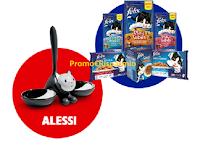 """Concorso """"Momenti Felix"""" : vinci 56 ciotole Alessi Tigrito e 10 forniture mensili Felix"""