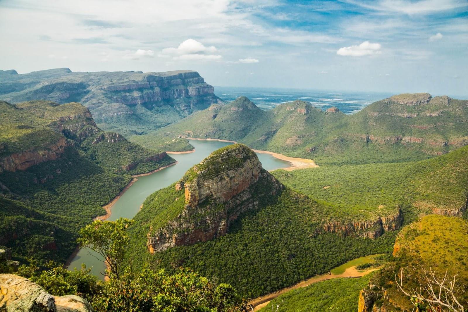حقائق عن جنوب افريقيا