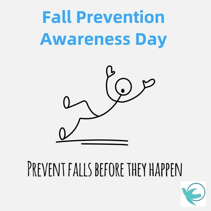 Falls Prevention Awareness Day Wishes Images