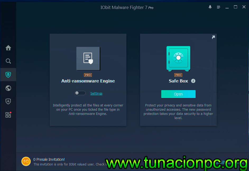 Descargar IObit Malware Fighter Pro Full Español con Licencia