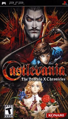 Castlevania The Dracula X Chronicles PPSSPP Iso Ukuran Kecil