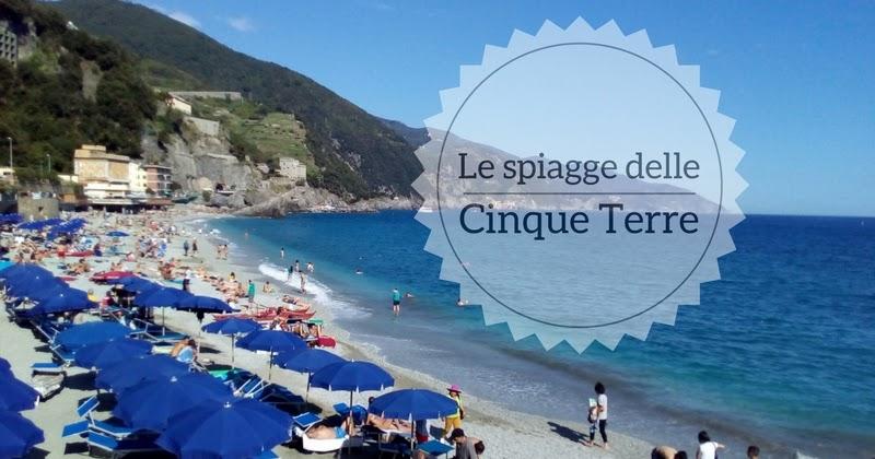 Le spiagge delle Cinque Terre e di La Spezia