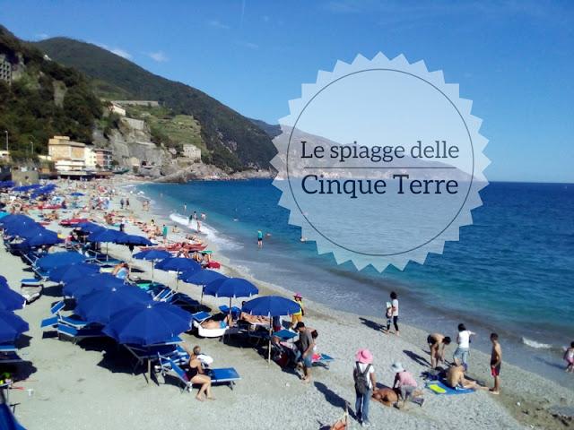 Le spiagge delle Cinque Terre e di La Spezia: Monterosso