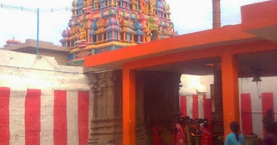 Arulmigu Pagampiriyal Temple Thiruvetriyur Thiruvadanai