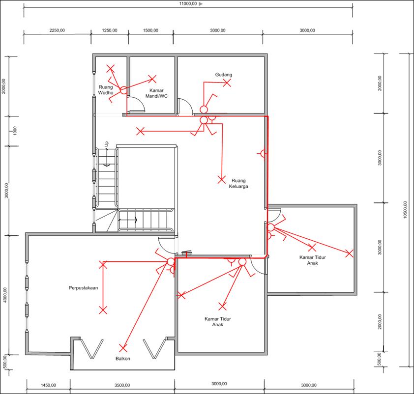 Instalasi rumah lantai 2 fiqri opinion ini dia bahan dan rekapitulasi daya listrik yang rumah ini perlukan atau bahan rekapitulasi yang juragan sering memakainya ingat gan setiap bahan pasti ccuart Images