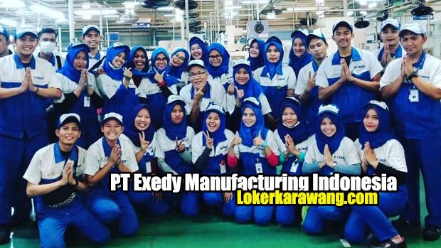 PT Exedy Manufacturing Indonesia Karawang