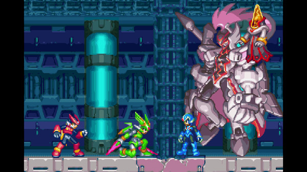 Mega Man Zero ZX Legacy Collection Free Download PC Game Cracked in Direct Link and Torrent. Mega Man Zero ZX Legacy Collection brings together six classic titles in one game: Mega Man Zero 1, 2, 3 and 4, as well as Mega Man ZX and ZX Advent. The collection also features…