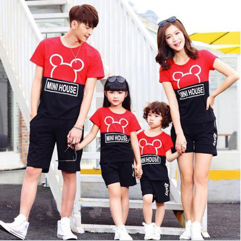 Jual Online FM2 Mini House Couple Murah Jakarta Bahan Combed Terbaru.