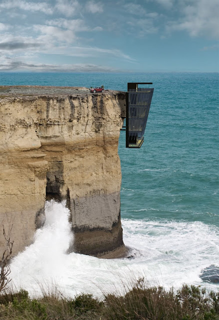 Amazing Cliff Top Homes