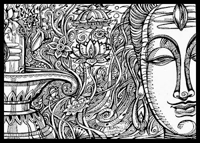 mahadev-drawn-in-mahendi-wallpapers