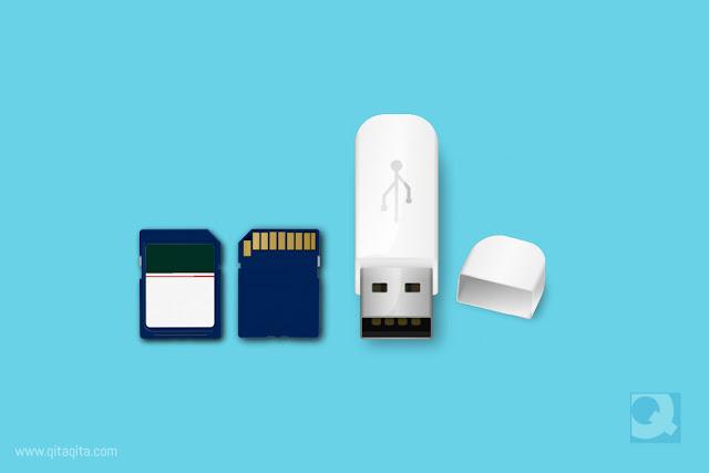 Cara Ampuh Mengembalikan Data Terhapus Pada Memory Card atau Flashdisk