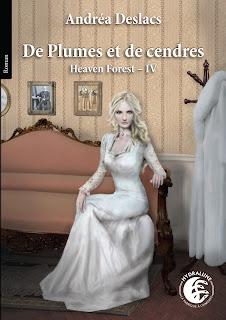 Les autres de Darkwood tome 1 : De plumes et de cendres de Andréa Deslacs