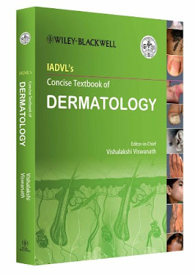 IADVL's Concise Textbook of Dermatology – 2 Volume Set – 1st edition pdf free download