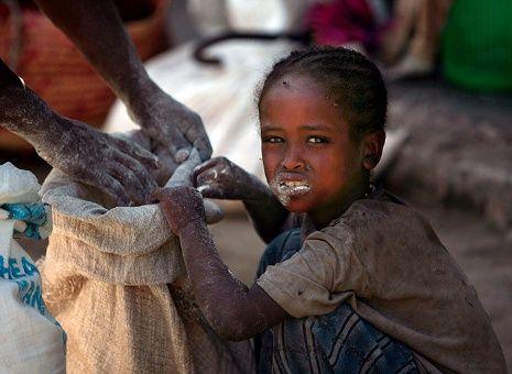 FAO anuncia intensificación del hambre en África