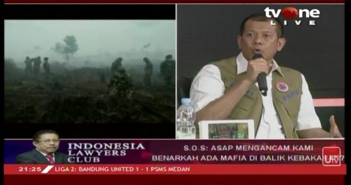 Sebut 99% Kebakaran Hutan Ulah Manusia, Kepala BNPB Paparkan Bukti Telak
