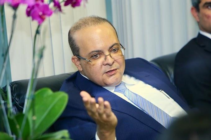 Ibaneis diz que tratará pessoalmente da escolha de administradores