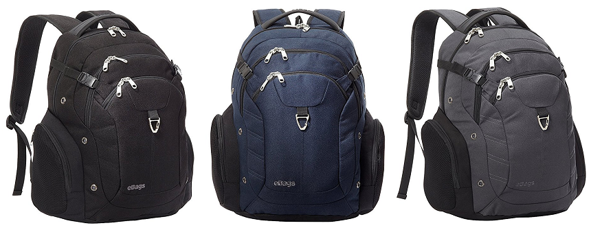 eBags Clip Laptop Backpack for only $40 (reg $60)
