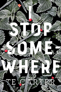 I Stop Somwhere, T. E. Carter, Book Scoop, InToriLex