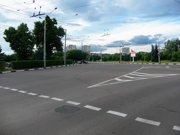 Сумы. ул. Героев Сумщины