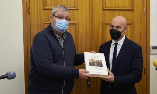 Κύκλος συναντήσεων με τους αυτοδιοικητικούς του Νομού Ιωαννίνων έχει το Σαββατοκύριακο ο Υφυπουργός Περιβάλλοντος Γιώργος Αμυράς.