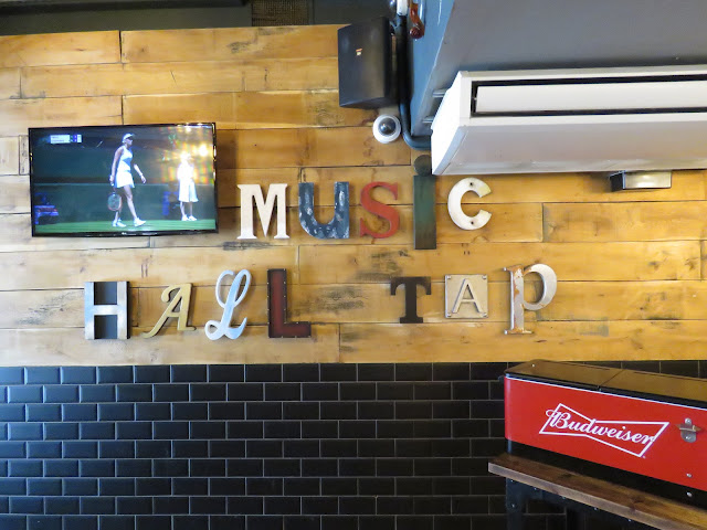 Where to eat in Chester UK: Music Tap Hall