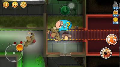 Скачать Robbery Bob 2: Double Trouble (MOD, много монет) бесплатно на андроид