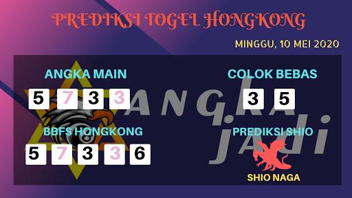 Prediksi HK Minggu 10 Mei 2020 - Prediksi Angka Hongkong