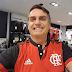 """Jair Bolsonaro parabeniza o Flamengo: """"Isso é futebol"""""""