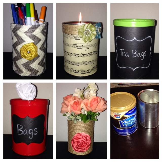 coffee can crafts ideas ahava home design amp diy 5 uncanny diy coffee can craft ideas 3670