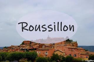 Roussillon cosa vedere - camper