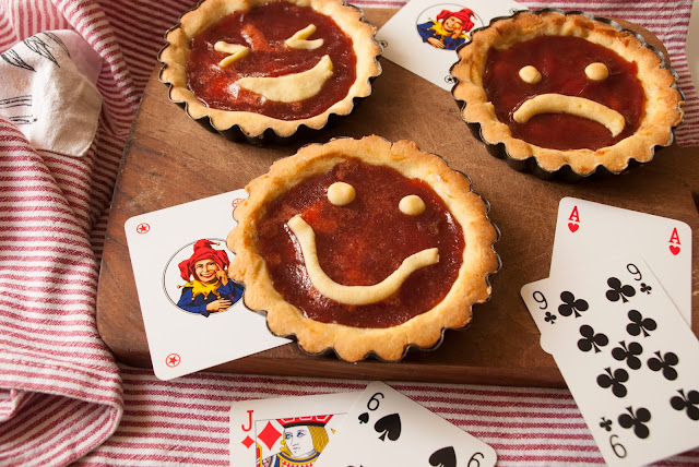 Crostatine Smiley di Joker - Elisa Pavan Cooking Movies