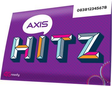 Aplikasi Axis hitz
