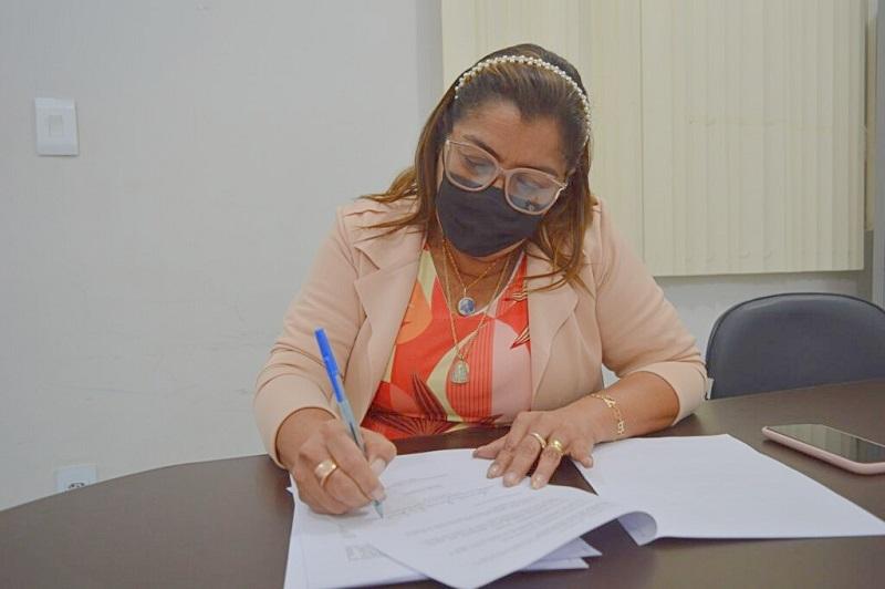 Secretária de Educação e Juventude de Juazeiro, Normeide Almeida. (Foto: Ascom/PMJ)