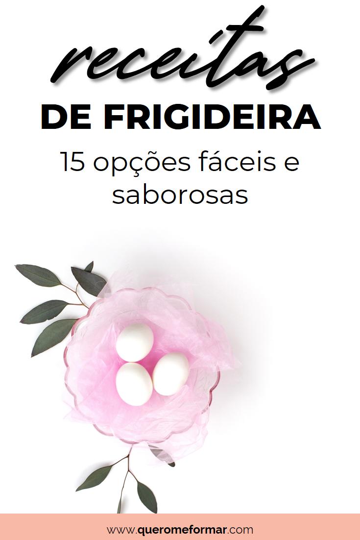 Imagens para Pinterest 15 Receitas de Frigideira Fáceis e Deliciosas