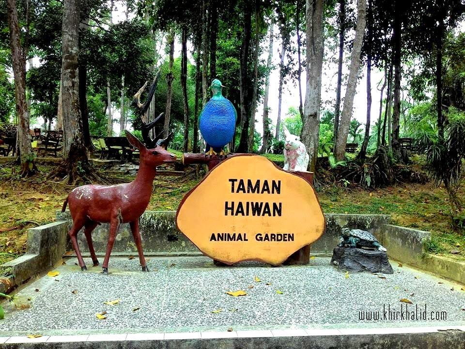 Taman Haiwan, Taman Botani Negara