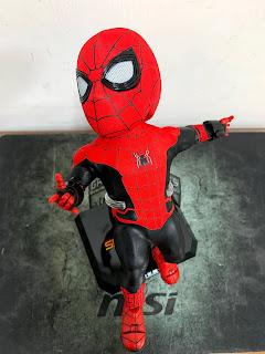 EGG ATTACK ACTION EAA-099 蜘蛛人 離家日 蜘蛛人 升級戰衣 本體
