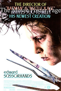 Edward Scissorhands (1990) 720p BluRay 850MB Full Movie [English-DD5.1] ESubs Download MKV