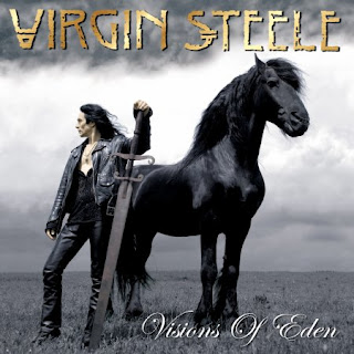 "Virgin Steele - ""Black Light on Black"" (video) from the album ""Visions of Eden"""