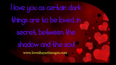 Love Quotes Images in English
